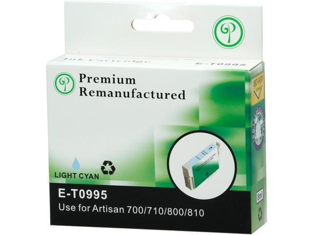 Green Project Compatible Epson T0995 Light Cyan