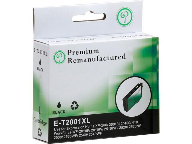 Green Project Compatible Epson T2001 Black High Yield