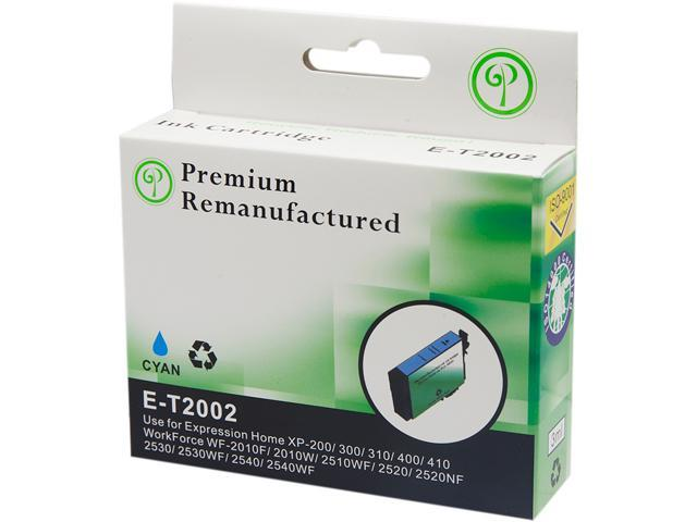 Green Project Compatible Epson T2002 Cyan