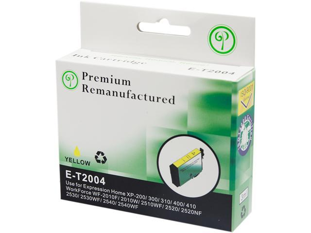 Green Project Compatible Epson T2004 Yellow