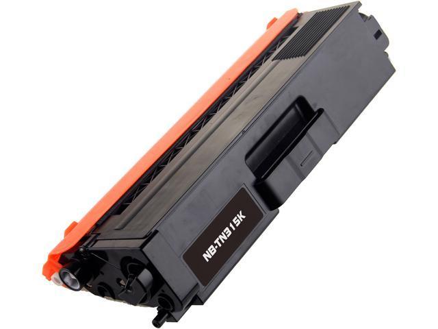 G&G NT-CB315BK Black Laser Toner Cartridge Replaces Brother TN315BK