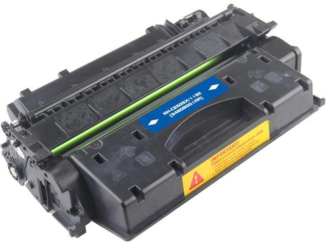 G&G NT-C0505XC Black Toner Replaces HP 05X CE505X