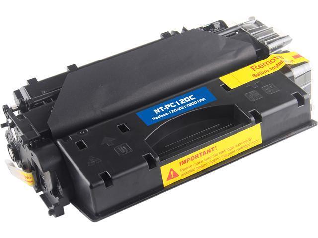 G & G NT-CC120C Black Laser Toner Cartridge Replaces Canon 120 / 2617B001AA