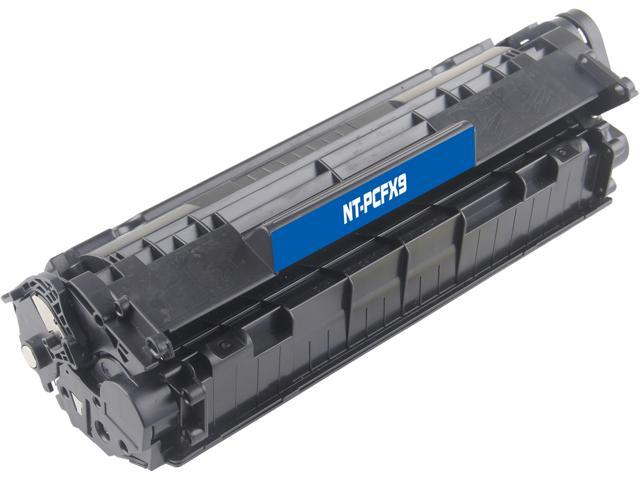 G&G NT-C0FX9 Black Toner Replaces Canon 104, FX9, FX10, 0263B001AA