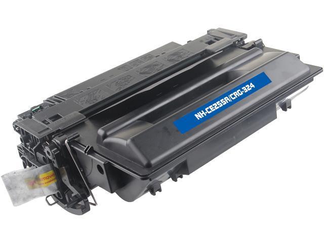 G & G NT-C0255C Black Laser Toner Cartridge Replaces HP CE255A HP 55A