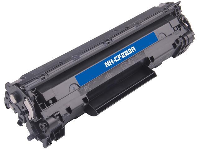G & G NH-CF283A Black Laser Toner Cartridge Replaces HP CF283A HP 83A