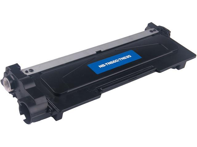 G&G NB-TN660 High Yield Black Laser Toner Replaces Brother TN660