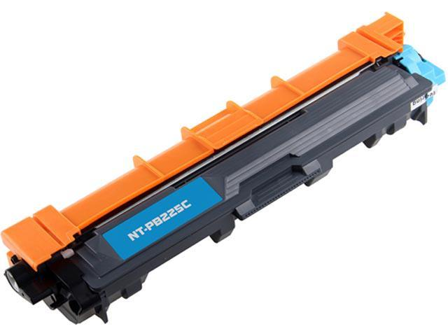 G & G NT-PB225C Cyan Laser Toner Cartridge Replaces Brother TN225C