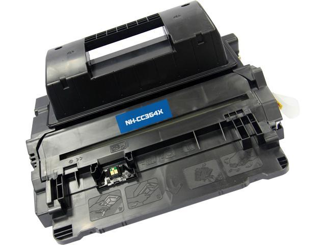G & G NT-C0364XC High Yield Black Laser Toner Cartridge Replaces HP CC364X HP 64X