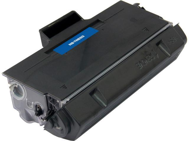 G & G NT-P0650 High Yield Black Laser Toner Cartridge Replaces Brother TN650