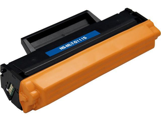 G & G NS-MLT-D111S Black Laser Toner Cartridge Replaces Samsung MLT-D111S
