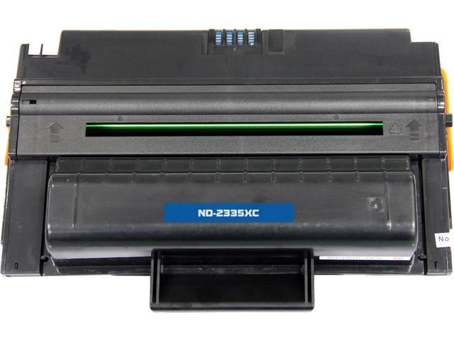 G & G NT-C2335XC Black Laser Toner Cartridge Replaces DELL 330-2209 / NX994 for use in the 2335dn Printer