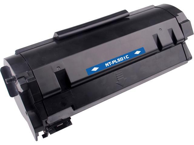 G & G NT-PL501C Black Laser Toner Cartridge Replaces Lexmark 50F1H00