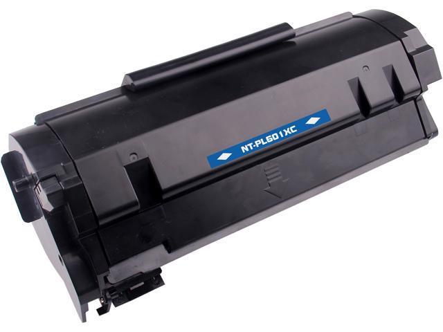 G & G NT-PL601XC High Yield Black Laser Toner Cartridge Replaces Lexmark 60F1H00