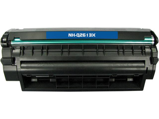 G & G NT-C2613X F High Yield Black Laser Toner Cartridge Replaces HP Q2613X HP 13X