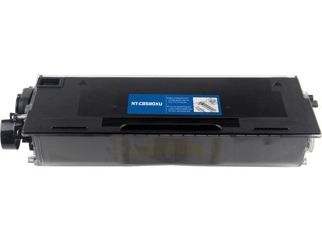 G & G NT-CB580XU Extra High Yield Black Laser Toner Cartridge Replaces Brother TN580 Jumbo