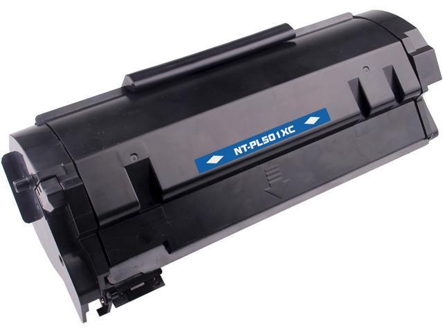 G & G NT-PL501XC High Yield Black Laser Toner Cartridge Replaces Lexmark 50F1X00