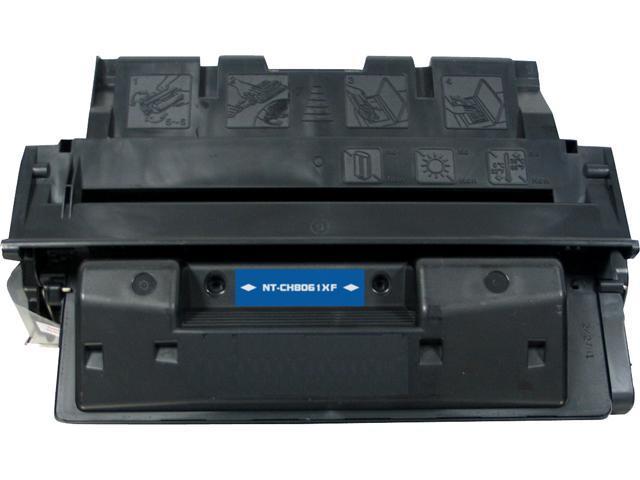 G & G NT-C8061XQF High Yield Black Laser Toner Cartridge Replaces HP C8061X HP 61X