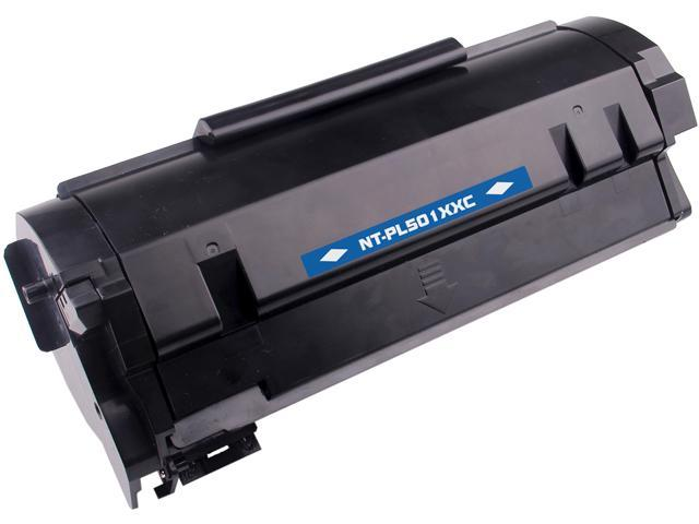 G & G NT-PL501XXC Extra High Yield Black Laser Toner Cartridge Replaces Lexmark 50F1U00 for use in the MS510/MS610 Series Printer