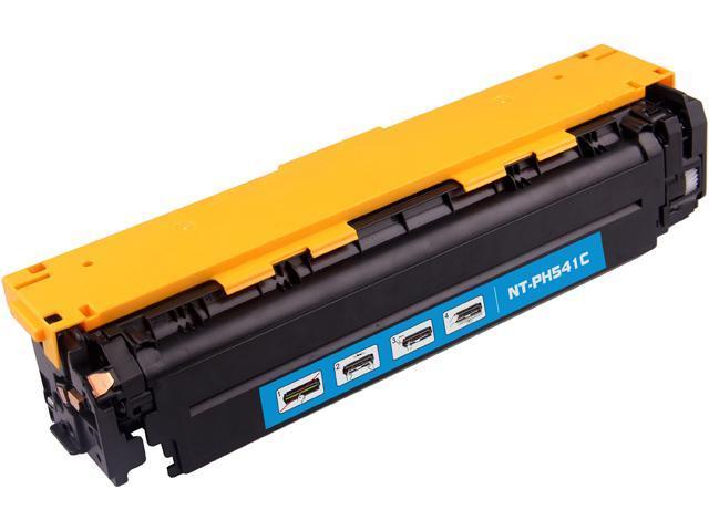 G&G NT-C0541C Cyan Laser Toner Cartridge Replaces HP (Hewlett Packard) CB540A (125A), Canon 116 (1979B001AA)