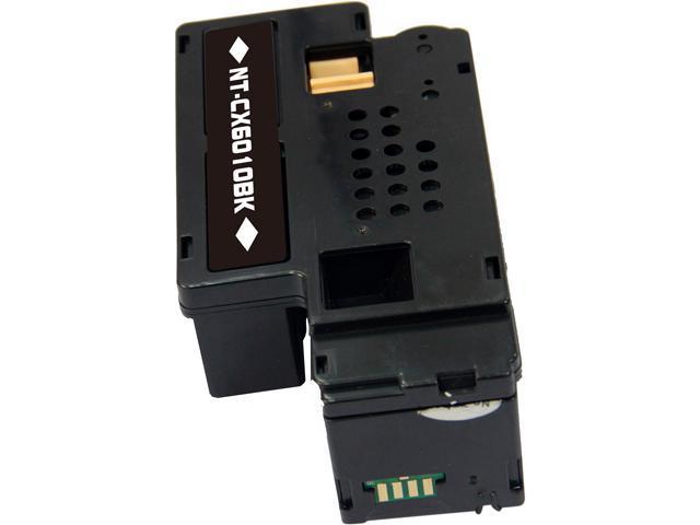 G&G NT-CX6010BK Black Laser Toner Cartridge Replaces Xerox 106R01630