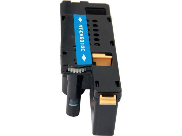G&G NT-CX6010C Cyan Laser Toner Cartridge Replaces Xerox 106R01627