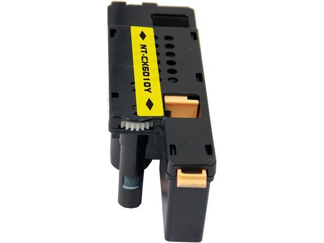 G&G NT-CX6010Y Yellow Laser Toner Cartridge Replaces Xerox 106R01629