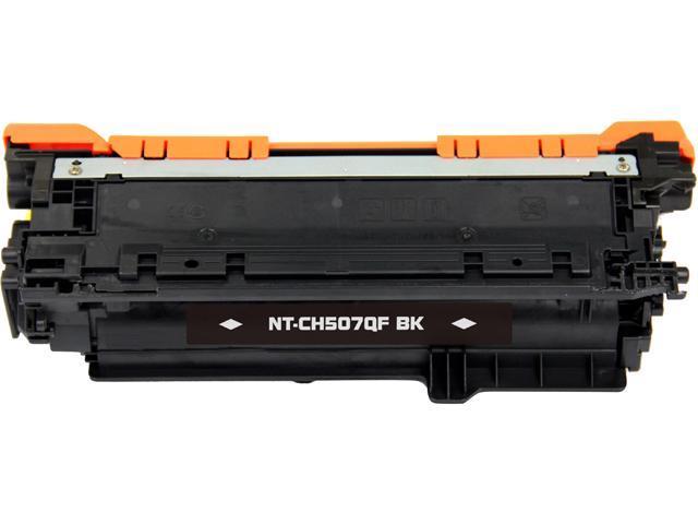 G&G NT-CH507QFBK Black Laser Toner Cartridge Replaces HP (Hewlett Packard) CE400A (HP 507A)