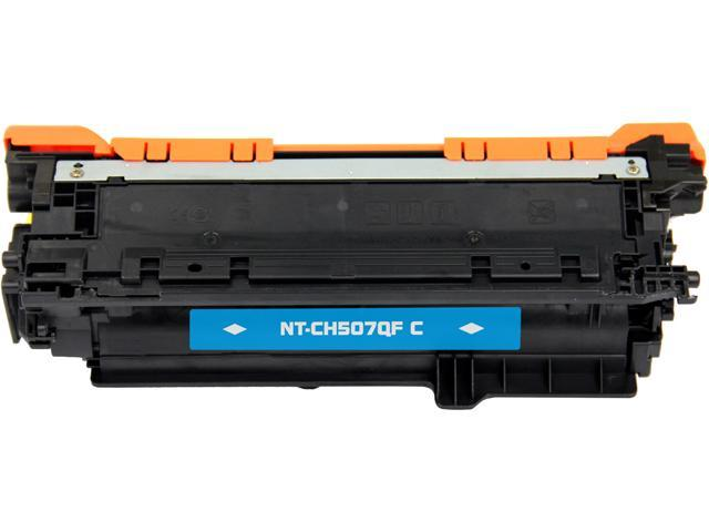 G&G NT-CH507QFC Cyan Laser Toner Cartridge Replaces HP (Hewlett Packard) CE401A (HP 507A)