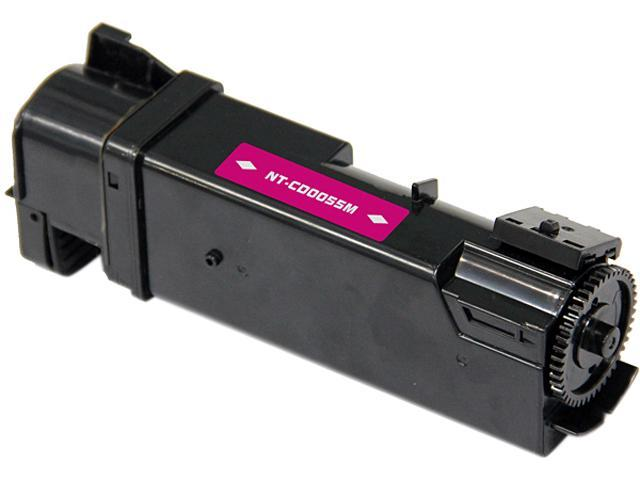 G&G NT-C0055 Magenta Laser Toner Cartridge Replaces DELL KU055 for use in the 1320c Printer