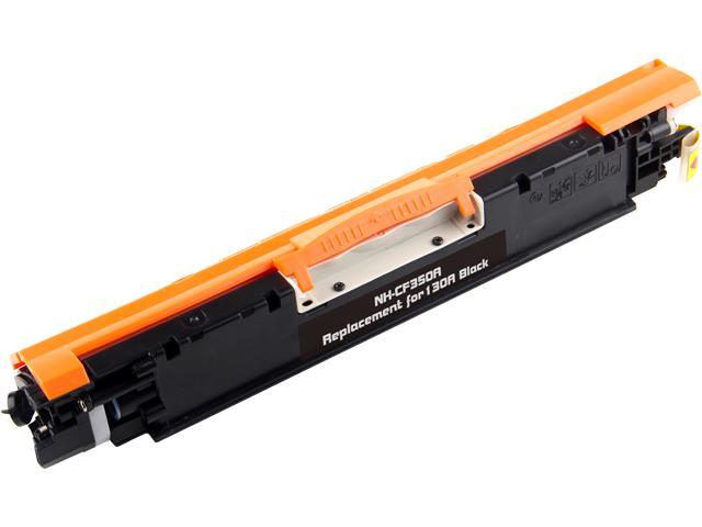 G&G NH-CF350A Black Laser Toner Cartridge Replaces HP (Hewlett Packard) CF350A (130A)