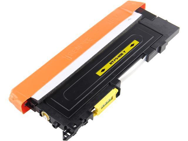 G & G NT-CS406FY Yellow Laser Toner Cartridge Replaces Samsung CLT-Y406S