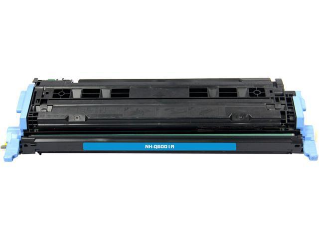 G&G NT-C6001F Cyan Laser Toner Cartridge Replaces HP (Hewlett Packard) Q6001A (124A)