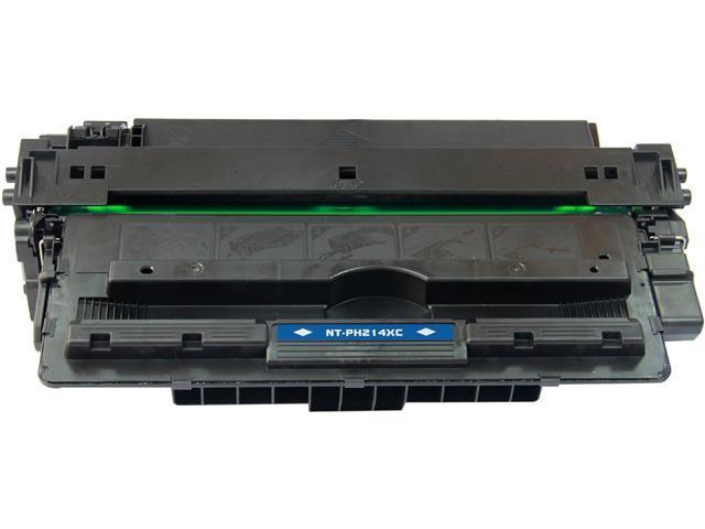 G&G NH-CF214X High Yield Black Laser Toner Cartridge Replaces HP (Hewlett Packard) CF214X (HP 14X)