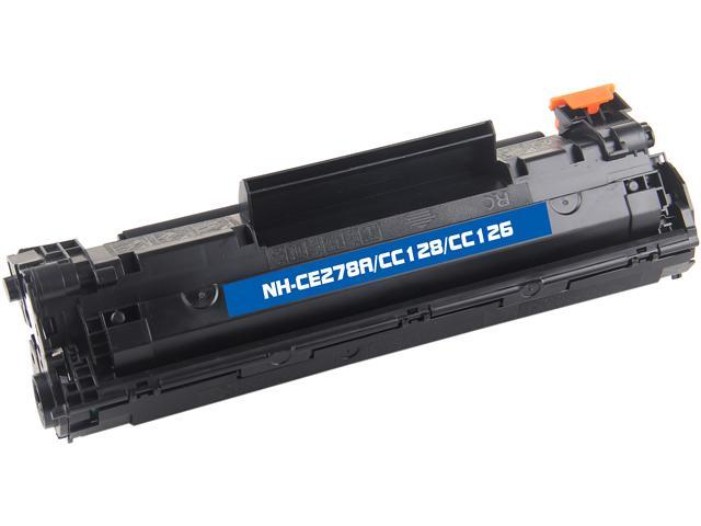 G&G NT-C0278C Black Laser Toner Cartridge Replaces HP CE278A C278A 78A