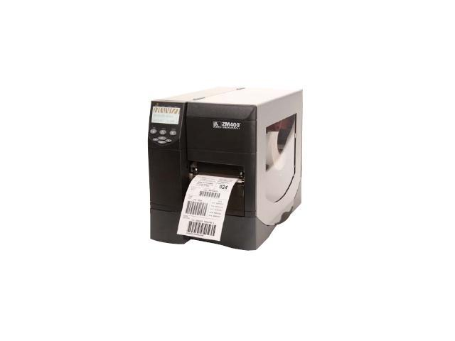 Zebra ZM400-2001-0100T ZM400 Industrial Label Printer