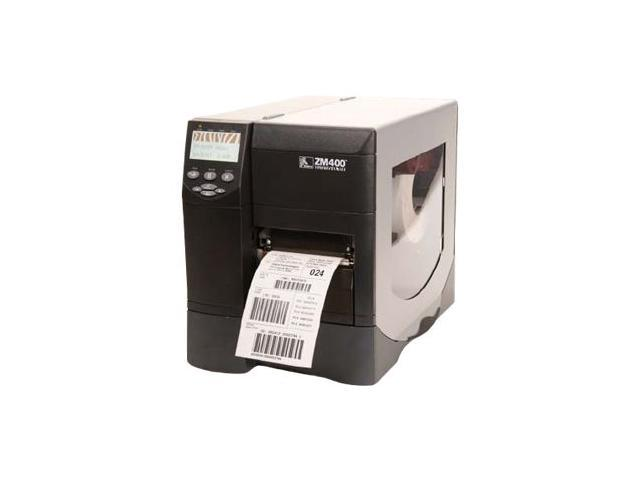 Zebra ZM400-2001-0000T ZM400 Industrial Label Printer
