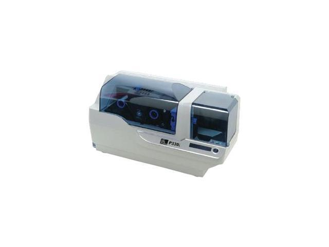 Zebra P330i P330I-0000C-ID0 Network Card Printer