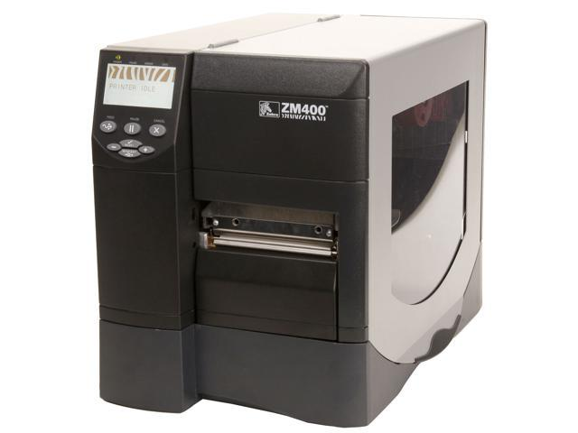 Zebra ZM400-3001-0000T ZM400 Industrial Label Printer