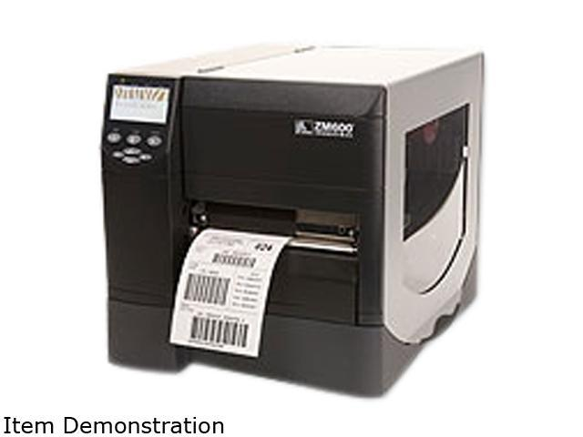 Zebra ZM600-3001-5100T ZM600 Industrial Label Printer