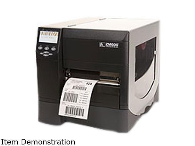 Zebra Z Series ZM600 Label Printer