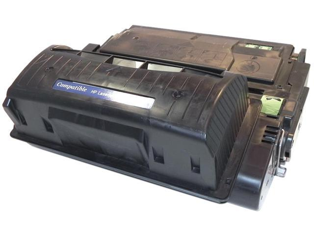 eReplacements Q5942X-ER Toner Cartridge (Q5942X) - Black