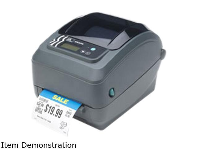 Zebra GX42-202710-000 GX420d Desktop Thermal Printer