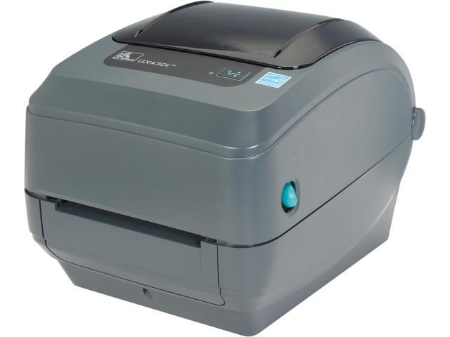 Zebra GX43-102510-000 GX430t Desktop Thermal Printer