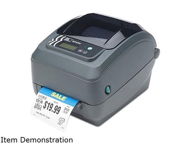 Zebra GX420t GX42-102412-000 Barcode Printer