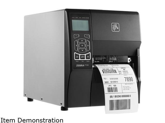 Zebra ZT230 ZT23042-T01100FZ Barcode Printer