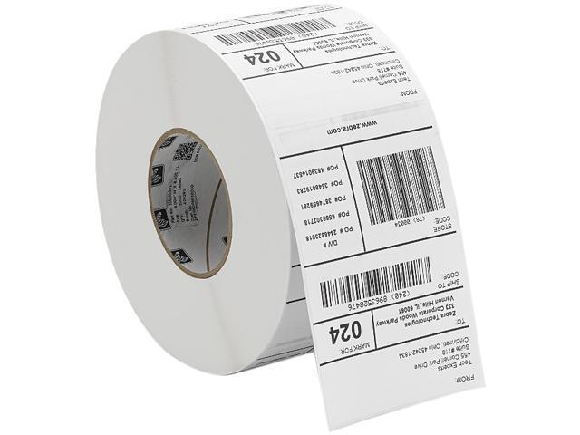 Zebra 10000303-EA  Z-Perform 1000D Direct Thermal Barcode Label