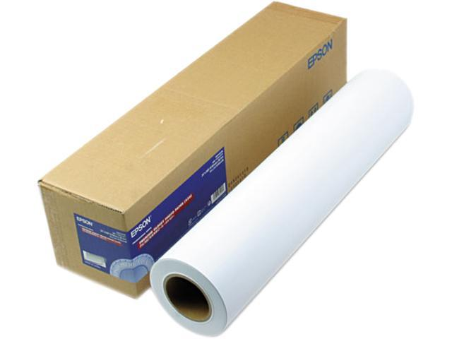 "Epson America S041638 Premium Glossy Photo Paper Rolls, 270 g, 24"" x 100 ft, Roll"