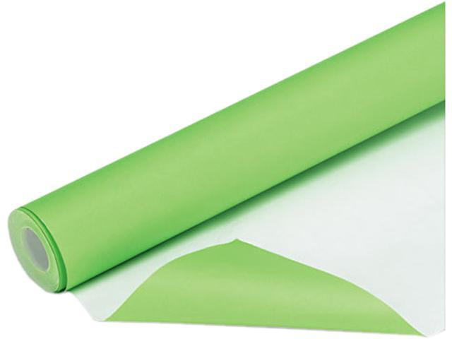 "Pacon 57125 Fadeless Art Paper, 50 lbs., 48"" x 50 ft, Nile Green"