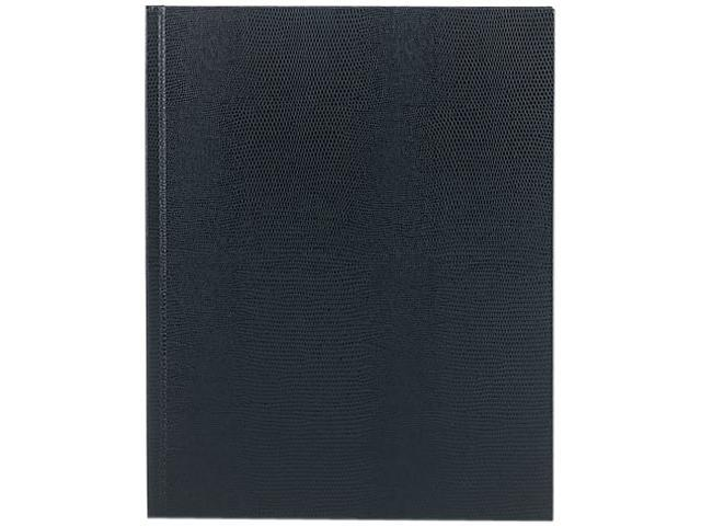 Blueline Large Executive Notebook, BE Cover, College/Margin, Ltr, WE, 75 Sheets
